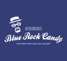 Heisenberg's Blue Rock Candy -White version