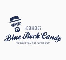 Heisenberg's Blue Rock Candy -Blue version by Blair Campbell