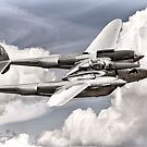 P-38 Flying Legend by Ian Merton
