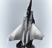 F15 Eagle by Ian Merton