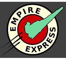 Empire Express Photographic Print