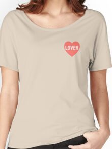 Lover Women's Relaxed Fit T-Shirt
