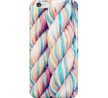 Rainbow Ropes iPhone Case/Skin