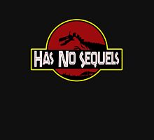 No Sequel Dinosaur T-Shirt