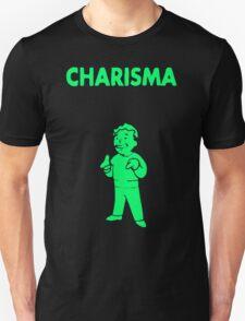 Fallout - S.P.E.C.I.A.L. Charisma green T-Shirt