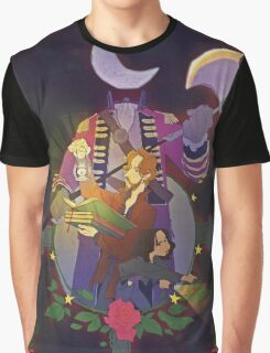 Sleepy Hollow - Abbie and Crane  Graphic T-Shirt