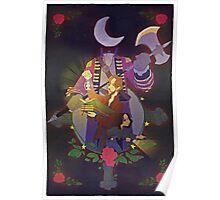 Sleepy Hollow - Abbie and Crane  Poster
