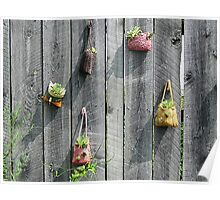 A Child's Garden of Purses Poster