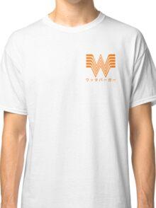 Whataburger X Japan Classic T-Shirt