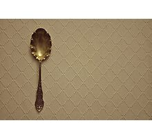 The Silver Spoon Photographic Print