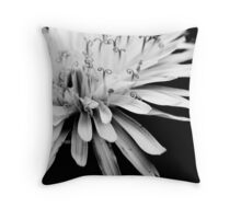 Observation Dandelion Throw Pillow