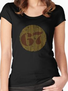 The Year Was 1967 Women's Fitted Scoop T-Shirt