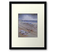 Bridlington North Bay Framed Print