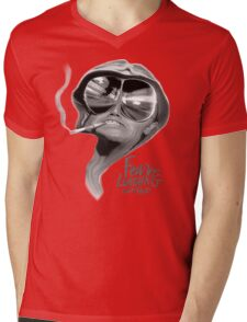 Fear And Loathing Mens V-Neck T-Shirt