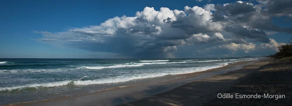 Afternoon Storm #1 by Odille Esmonde-Morgan