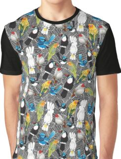 Birds Of Paradise Graphic T-Shirt