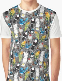 Birds Of Paradise Graphic T-Shirt