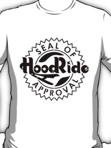 Hoodride seal of Approval T-Shirt