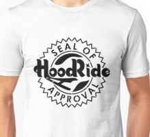 Hoodride seal of Approval Unisex T-Shirt