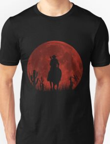 Lonesome Cowboy (v2) Unisex T-Shirt