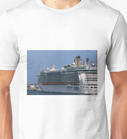 The Royal Carribean Unisex T-Shirt