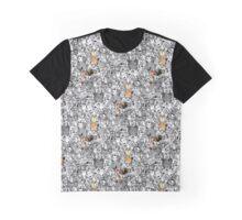 Bokuto Koutaro Compilation Graphic T-Shirt