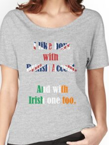 It's an infection. Women's Relaxed Fit T-Shirt