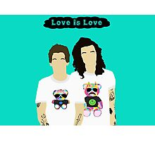 Larry Stylinson 4 Photographic Print