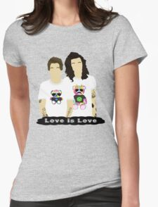 Larry Stylinson 4 Womens Fitted T-Shirt