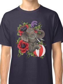 Circus Elephant Classic T-Shirt