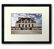 Château de Duras Framed Print