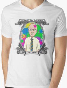 Dean Pelton Mens V-Neck T-Shirt