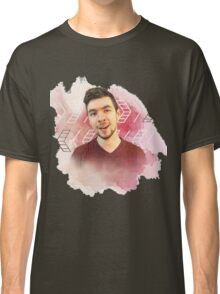 jacksepticeye watercolor splash Classic T-Shirt