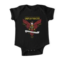 United Forces Insignia One Piece - Short Sleeve