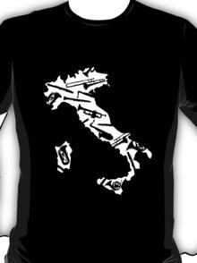Music Italy Tee T-Shirt