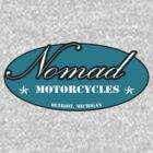 Nomad Motorcycles by UrbanDog