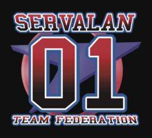 Team Federation: SERVALAN by shaydeychic