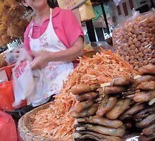 Hong Kong Market Life 01 by Nupur Nag