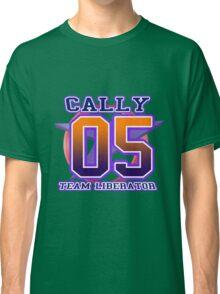 Team Liberator: CALLY Classic T-Shirt