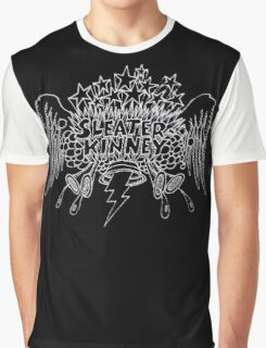 sleater-kinney Graphic T-Shirt
