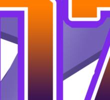 Team Liberator: BLAKE Sticker