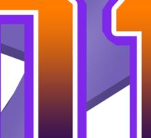 Team Liberator: ZEN Sticker