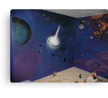 budda room Canvas Print