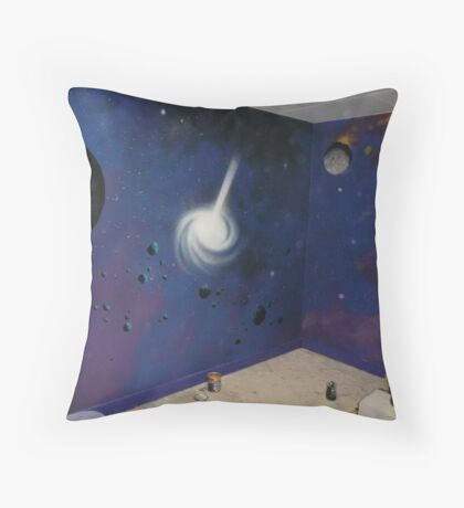 budda room Throw Pillow