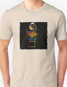 Sagat Street Fighter Tiger T-Shirt