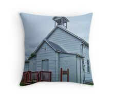 Saint Johns Church Throw Pillow