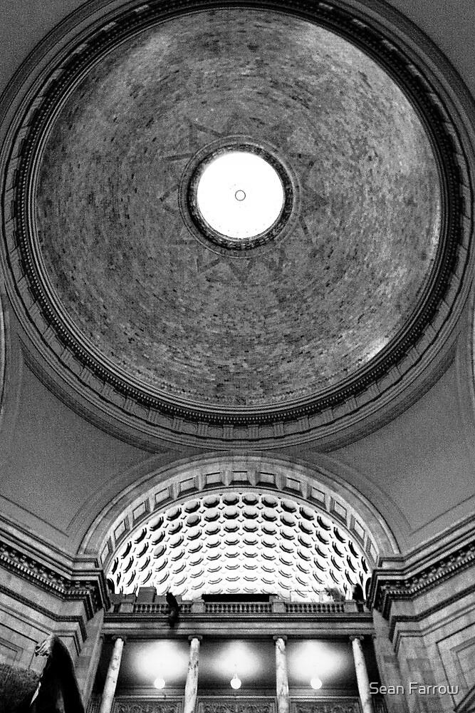 Through the Oculus - Washington D.C, USA by Sean Farrow