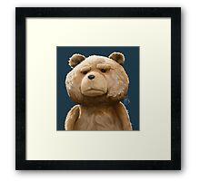 Ted Framed Print