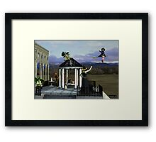 Before Dorothy Came To Oz Framed Print