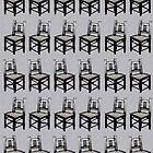 Chair pattern by debEC